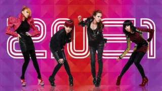 2ne1 - 사랑은 아야야 (Love is Ouch) (Eng & Rom sub)