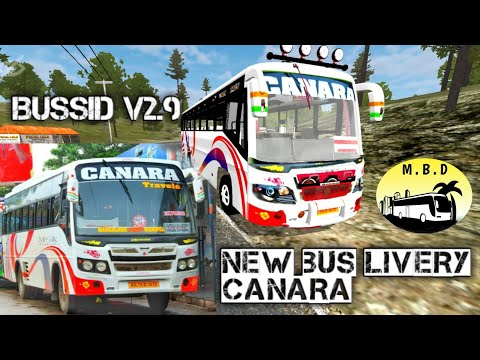 BUSSID tabbu bus mod || mod tabbu || indian bus mod BUSSID