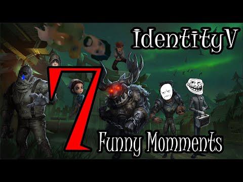 IDentity V   funny Moments #7