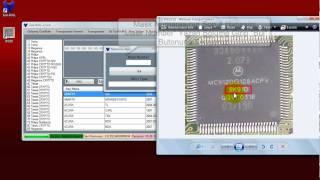 Zed-BULL Bilgisayar Programı Yardımı ile Mask Numarasından İşlemci Tipini Bulma