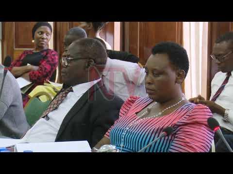 Former custodian boss secretary appears before PAC