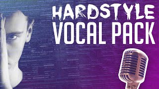 Hbsp Hardstyle Vocal Pack Out Now