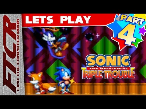 'Sonic Mania' Let's Play - Part 4: