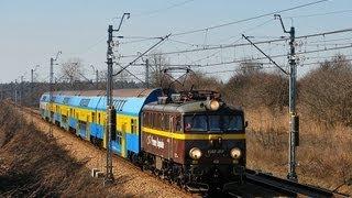 preview picture of video '[ Przewozy Regionalne ] EU07-217 z pociągiem specjalnym  74100 @ Paczyna.'