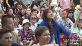 The Spirit of Astana грандиозно дебютировал в столице