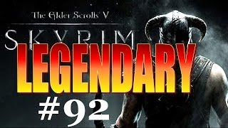 Skyrim Walkthrough Legendary Difficulty - Part 92 - The Staff of Magnus 3