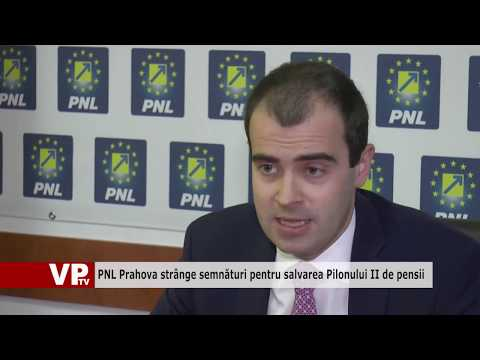 PNL Prahova strânge semnături pentru salvarea Pilonului II de pensii