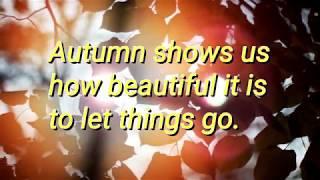 Autumn||Autumn quotes full HD