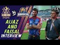 watch Aijaz And Faisal Interview | Quetta Vs Karachi | Match 19 | 8 March | HBL PSL 2018 HD