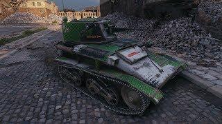 World of Tanks Light Mk. VIC