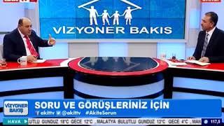Metafizik Uzmanı Salih Memişoğlu Vizyoner Bakış'ta