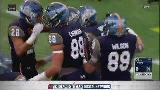 Keenan Reynolds Lights it up in 2015 Military Bowl