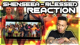 Shenseea   Blessed (feat. Tyga) Reaction VIdeo