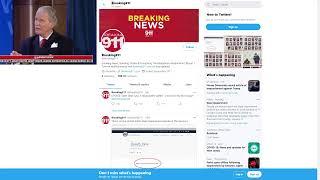 A Ch NA ŻYWO: Sekretarz Stanu Mike Pompeo przemawia w Voice of America w Waszyngtonie, DC, 11 stycznia 21