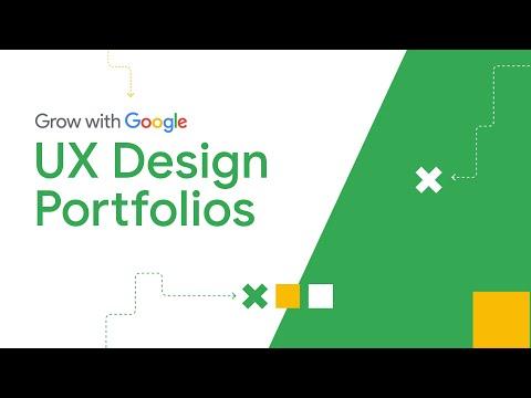 Build a Website Design Portfolio | Google UX Design Certificate ...
