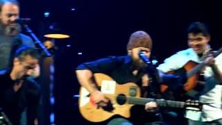 Zac Brown Band - Martin - Live at Richmond Coliseum - 3/25/2012