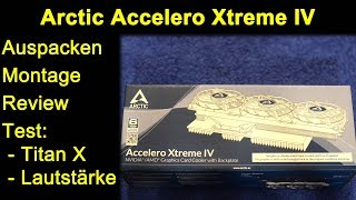 ARCTIC Accelero Xtreme IV - Free video search site