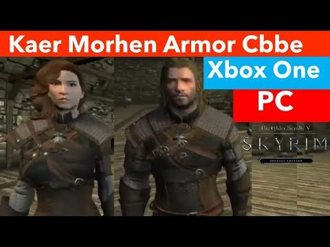 Skyrim Mod of the day: GothaRensa Armor - смотреть онлайн на Hah Life