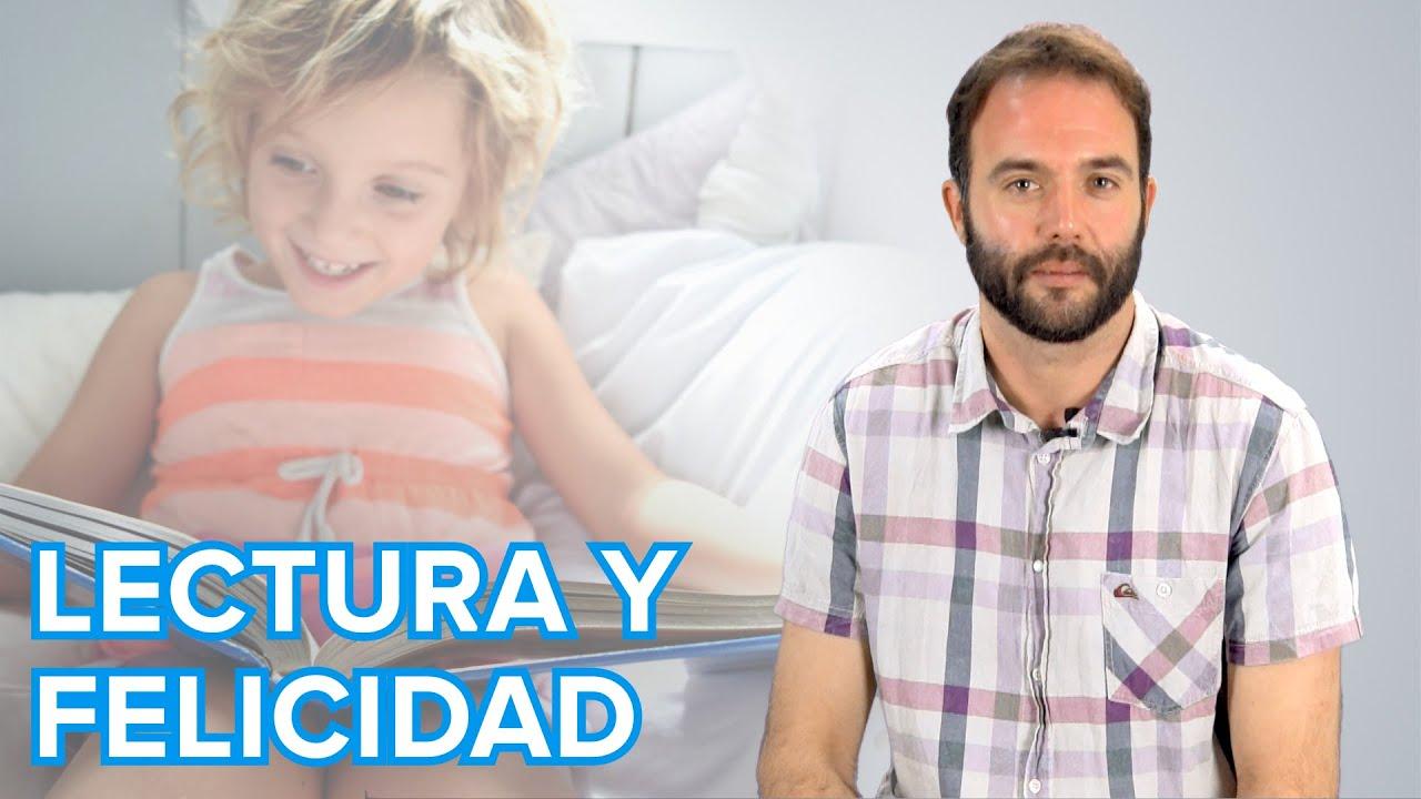 Cómo influye la lectura en la felicidad de los niños