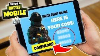fortnite ios free download