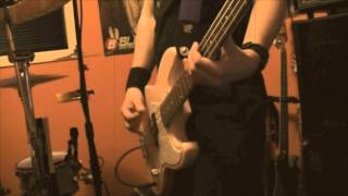 "Angels And Airwaves ""One Last Thing"" Bass Cover"