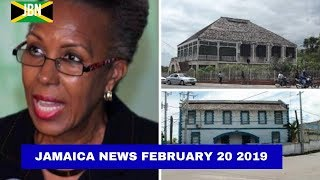 Jamaica News February 20 2019/JBN | JLP Councillor | L0ttery Sc@mming | BVI | TVJ/CVM Nightly News