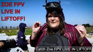 Have you met Zoe FPV?