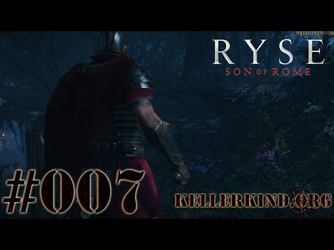 Ryse: Son of Rome [HD 60FPS] #007 - Im dunklen Wald ★ Let's Play Ryse