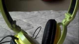 First video, Panasonic RP-DJS200 Review by hipertechreviews
