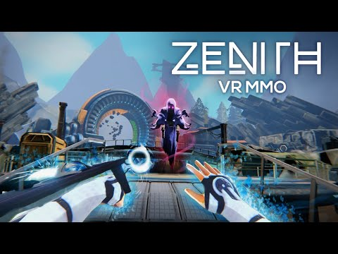A VR MMO de Zenith: The Last City