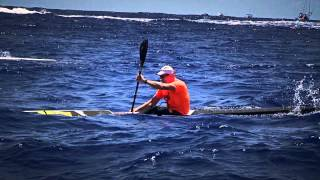 preview picture of video 'Molokai Surfski World Championships 2013'
