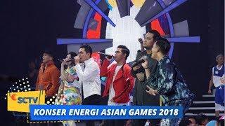 All Stars - Bright As The Sun   Konser Energi Asian Games
