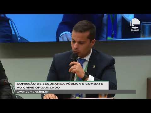 Segurança Pública e Combate ao Crime Organizado - Audiência Pública - 17/09/2019 - 16:36