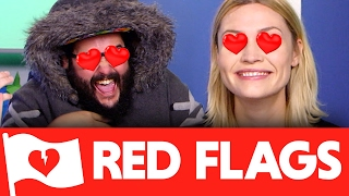Red Flags: Several Minutes In Heaven!