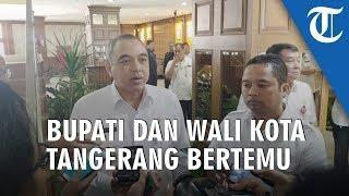 Bupati dan Wali Kota Tangerang Bahas Kembali Aset Pemerintahan yang Belum Kelar Sejak Tahun Lalu