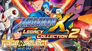Mega Man X Legacy Collection 2 - The Dojo (Let's Play)