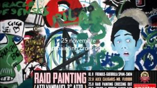 Raid Painting e Colore al Popolo (2016)