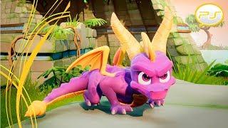 Spyro Reignited Trilogy - Spyro the Dragon Launch Trailer | PS4 | С русской озвучкой