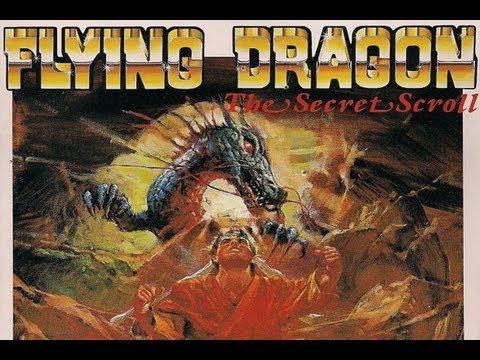 flying dragon the secret scroll nes music tournament fight