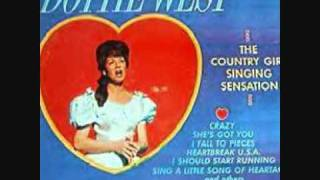 Dottie West-I'd Be Lying