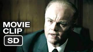 Extrait J.Edgar avec Leonardo DiCaprio et Jeffrey Donovan