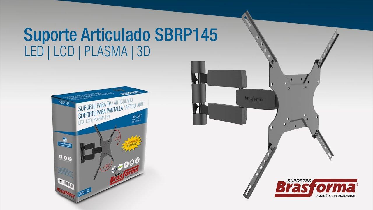 SBRP145 - Vídeo de Instalação
