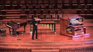 """""""Violin Sonata #4"""" by Eugene Ysaye"""