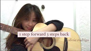 1 step forward 3 steps back ~cover~