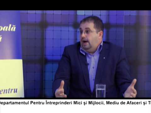 (VIDEO) Locuri de muncă pentru TINEri în București Ilfov și regiunea Vest – ADRIAN PASCUTA (E8)