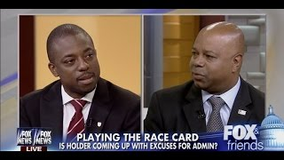 David Webb Destroys Dem. Strategist!