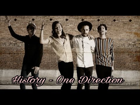 One Direction History Music Video (видео)