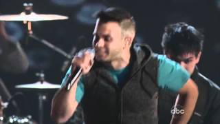 Patent Pending - Dance Till We Die - Live at MTV Billboard Music Awards 2012 [HD]
