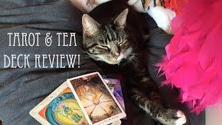 Tarot & Tea - Tarot Deck Love Fest Pt.1