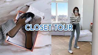 MY 2021 CLOSET TOUR | i have too many clothes